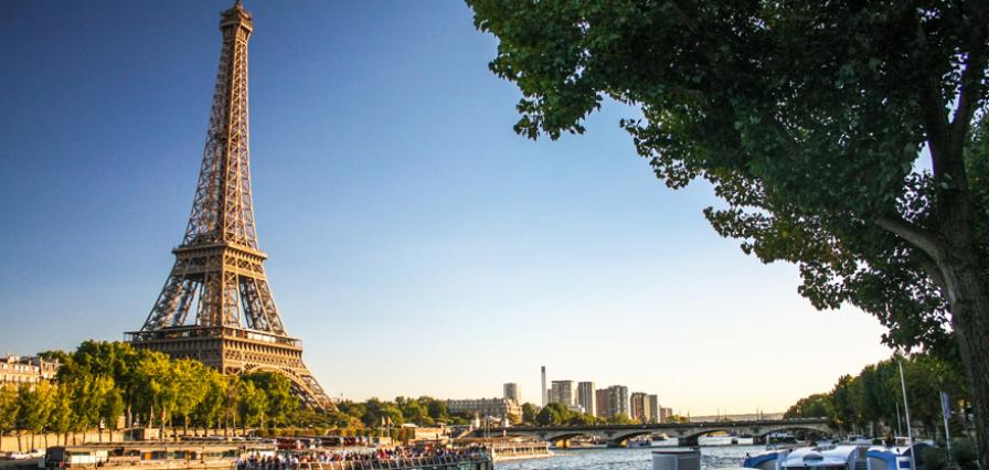"""Тур """"Париж-Версаль-Гамбург"""" с круизом на пароме всего от 214 руб/6 дней"""