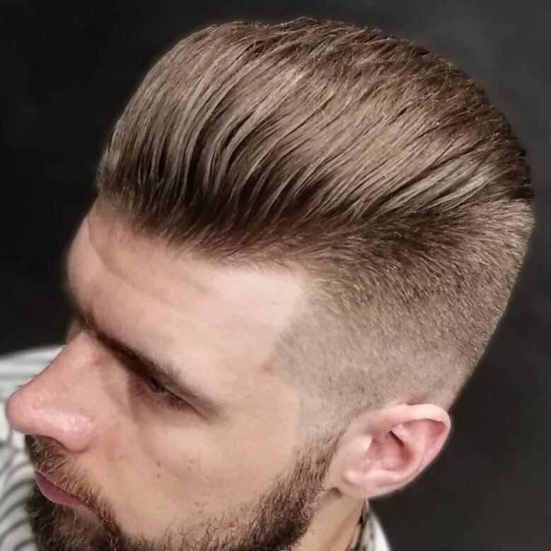 """Мужская стрижка, стрижка бороды и усов, сухое бритье в барбершопе """"Diamond Barbershop"""" от 5 руб."""