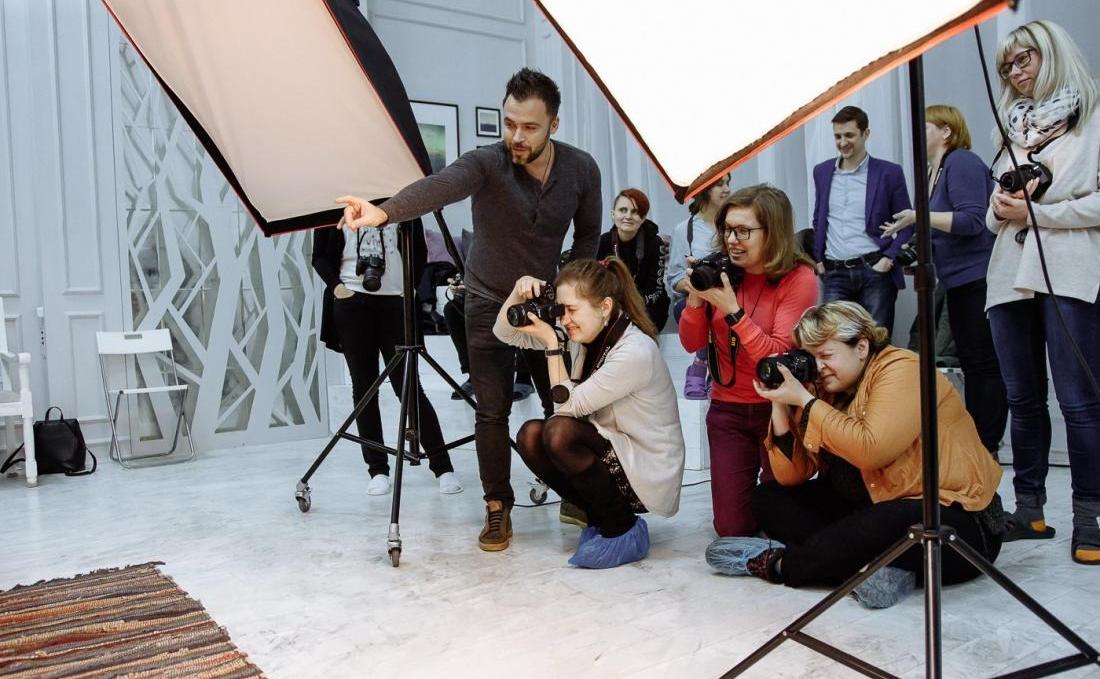 """Обучающие курсы по основам фотографии со скидкой до 59% от фотошколы """"Blenda"""""""