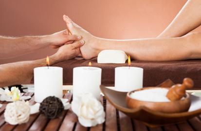 Антицеллюлитные программы, различные виды массажа, Spa-обертывания всего от 5 руб.