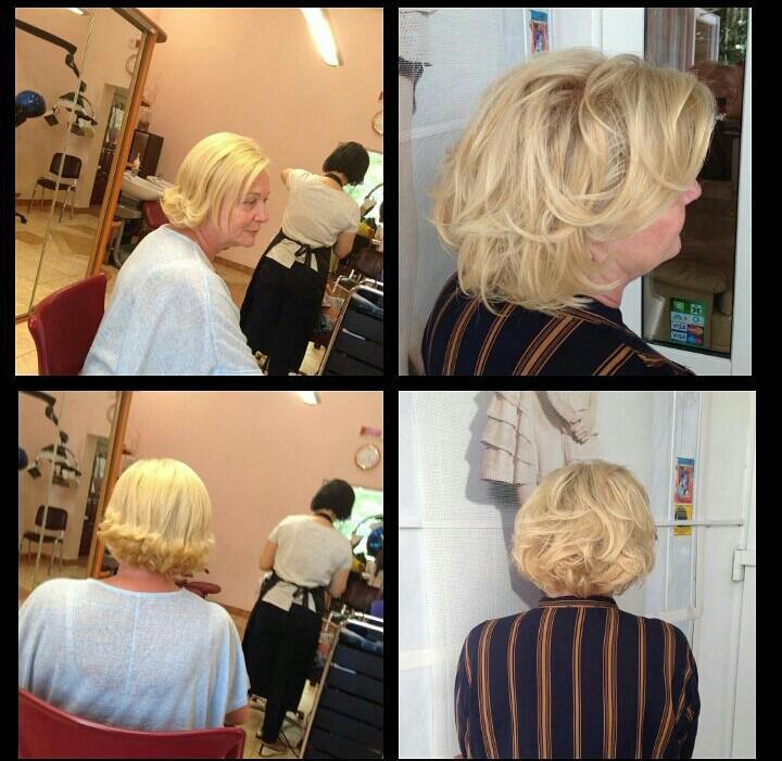 """Мелирование, глазирование, реконструкция волос, стрижка от 28 руб в салоне красоты """"Эвлин"""""""