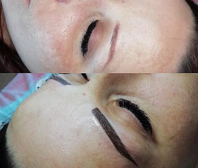 Перманентный макияж от 19 руб.