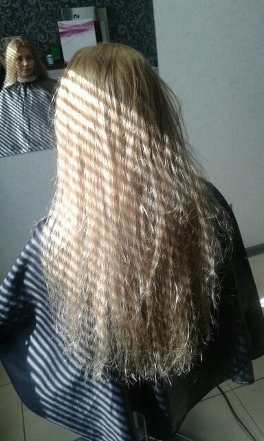 Термострижка, шоковое восстановление волос от 14 руб.