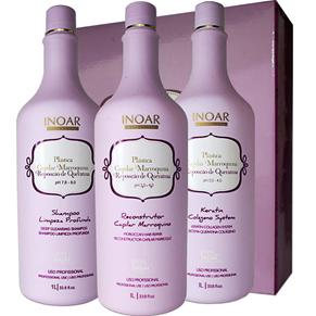 Кератиновое выпрямление и ботокс для волос Vitakear и Inoar от 14руб. Без доплат!