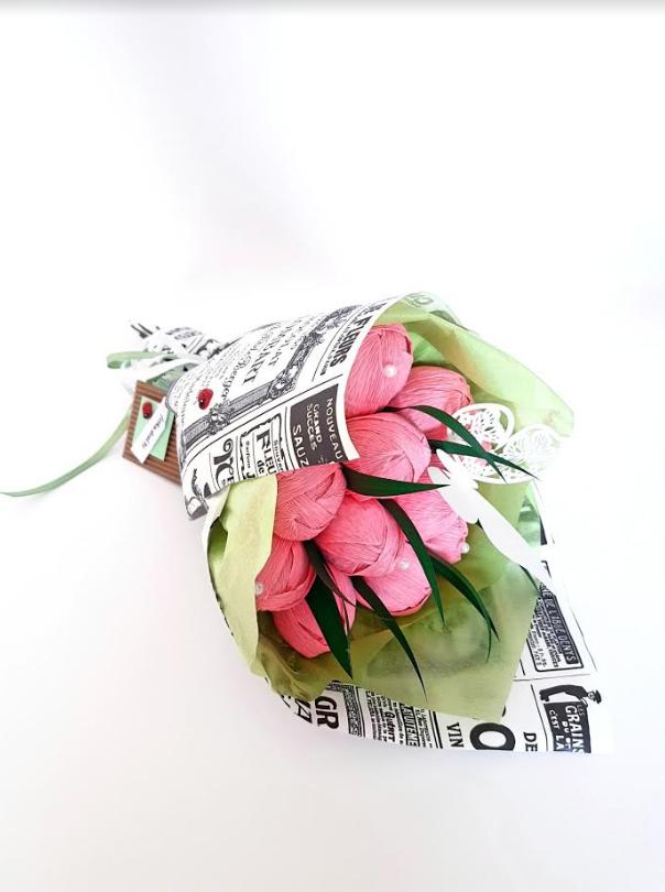 Эксклюзивные букеты из конфет к 1 сентября от 10 руб + подарок!