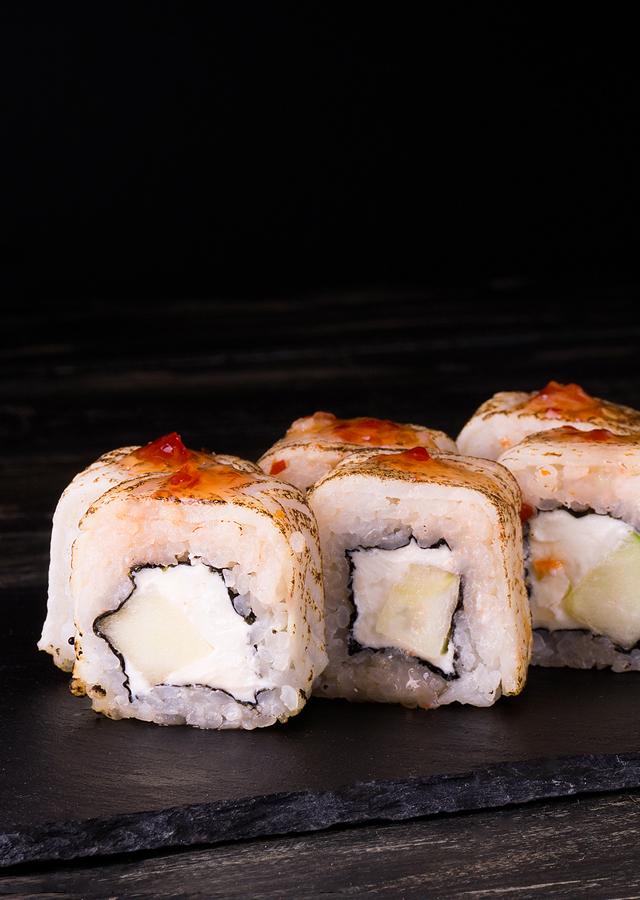 "Суши с доставкой или навынос за полцены от  ""City Sushi"""