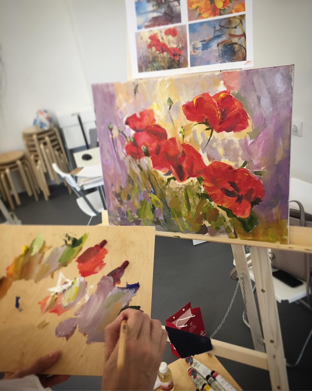 Школа рисунка: пробное занятие бесплатно (0 руб), абонементы от 12,38 руб/занятие в арт-студии Ирины Брежневой