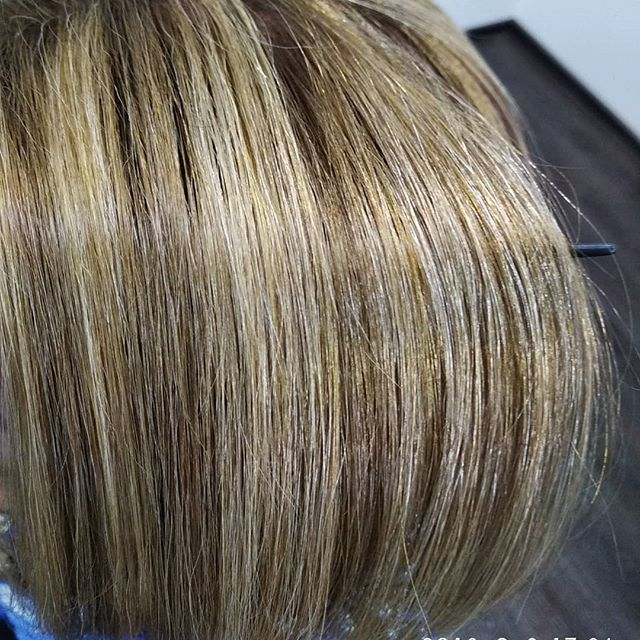 """Окрашивание. классическое мелирование, тонировка волос """"Estel"""" от 11 руб. в парикмахерской """"Лео"""""""