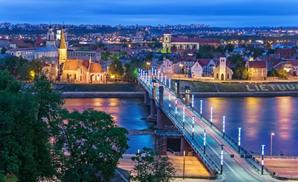 Вильнюс и Каунас на выходные. Экскурсии и шоппинг. Туры от 58 руб/2 дня