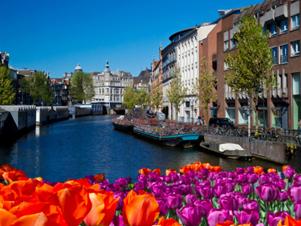 """Тур """"Неформальный Амстердам"""" от 412,50 руб/5 дней с турагентством """"Визавитур"""""""