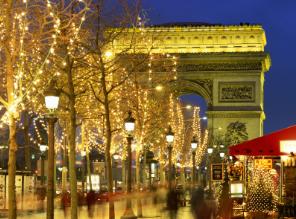 "Рождественский тур в Париж всего от 498 руб/7 дней с компанией ""Global Travel"""