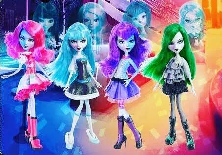 """Куклы """"Мистикс"""" (оригинал) и """"Cutiz baby club"""" всего от 9,90 руб. в магазине игрушек """"Акуна-Матата"""""""