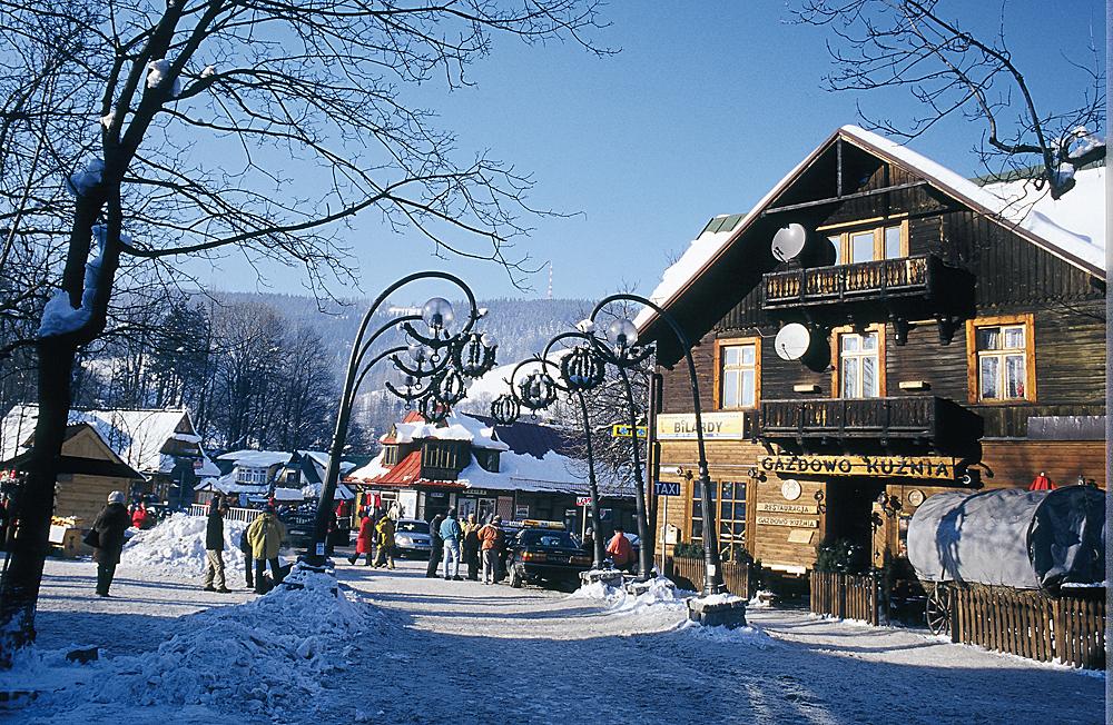 Рождество в Татрах Польши и Словакии от 291 руб/5 дней. Только 1 ночной переезд!