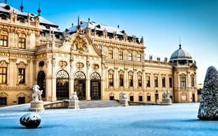 """Тур """"Новый год в Будапеште с посещением Вены и не только!"""" от 354 руб/5 дней. Отели 3-4*!"""