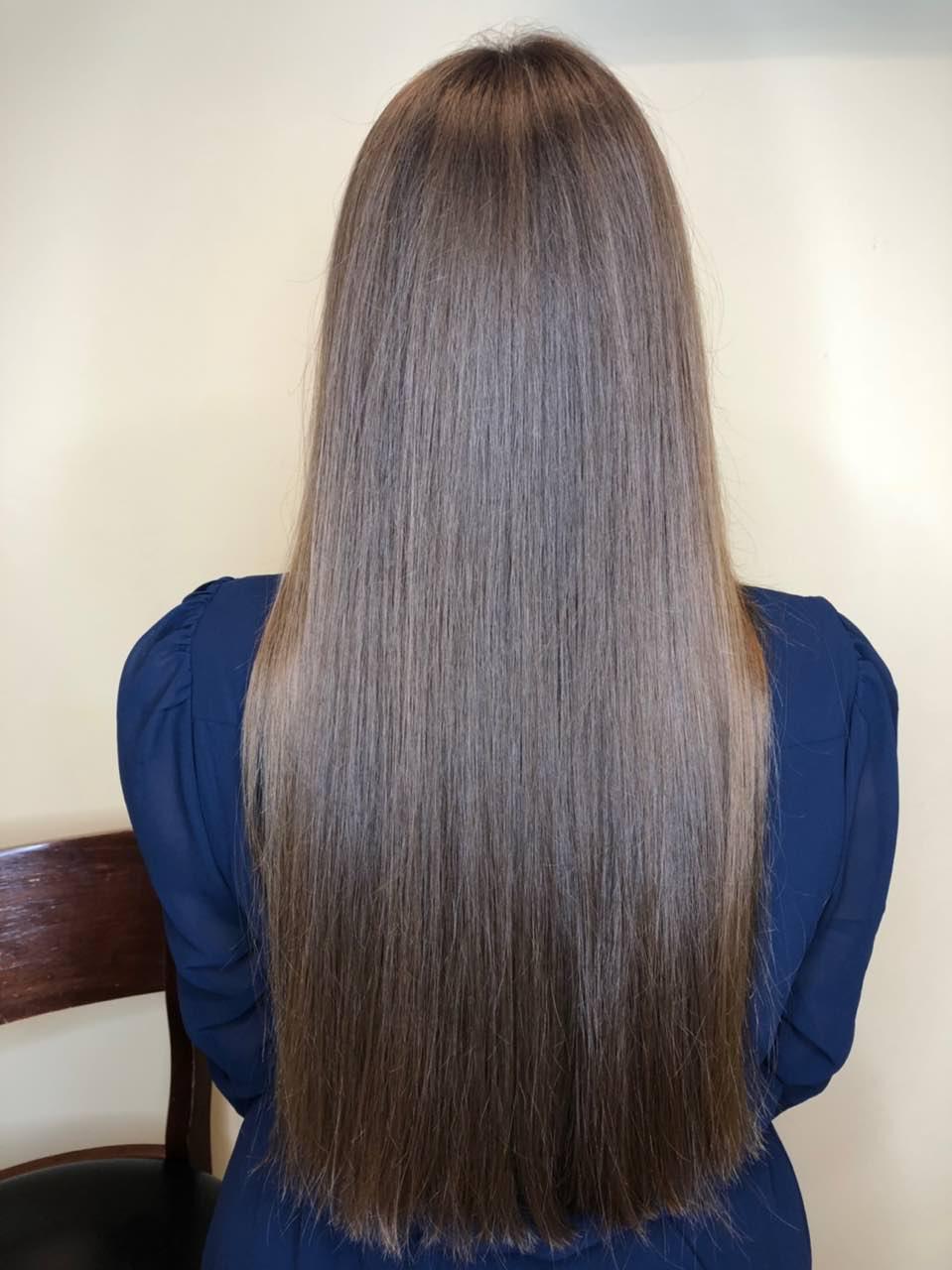 """Термострижка + 4 ухода для волос на выбор от 17 руб. в салоне красоты """"Pavlin"""""""