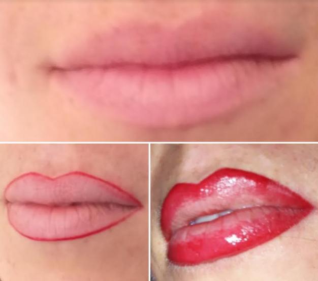 Микроблейдинг, перманентный макияж бровей, губ, век от 100 руб.