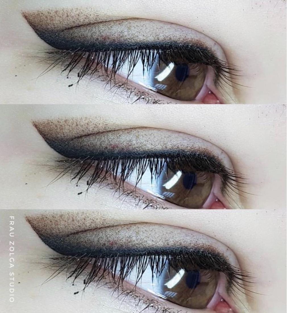 """Перманентный макияж от 23 руб. в студии """"Frau Zolga"""""""