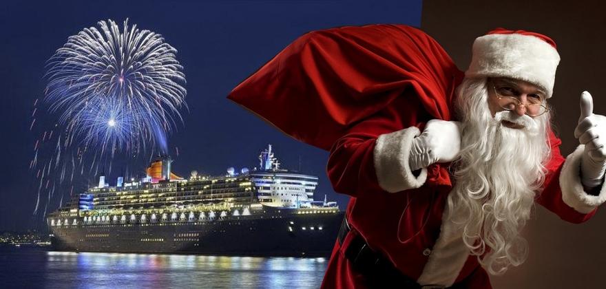 """Встреча Нового года на круизном судне """"Viking Line"""" от 358 руб/5 дней"""