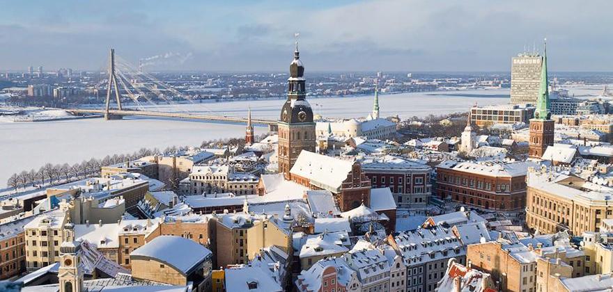 Новогодний круиз Рига - Стокгольм - Юрмала от 286 руб/3 дня