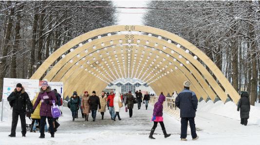 Новый год в Москве всего от 179 руб/5 дней