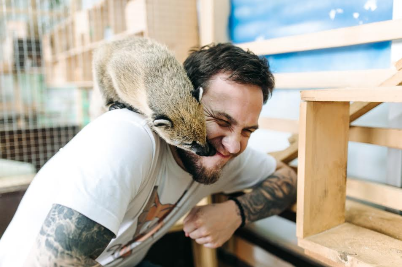 Посещение контактного зоопарка от 4 руб/чел.