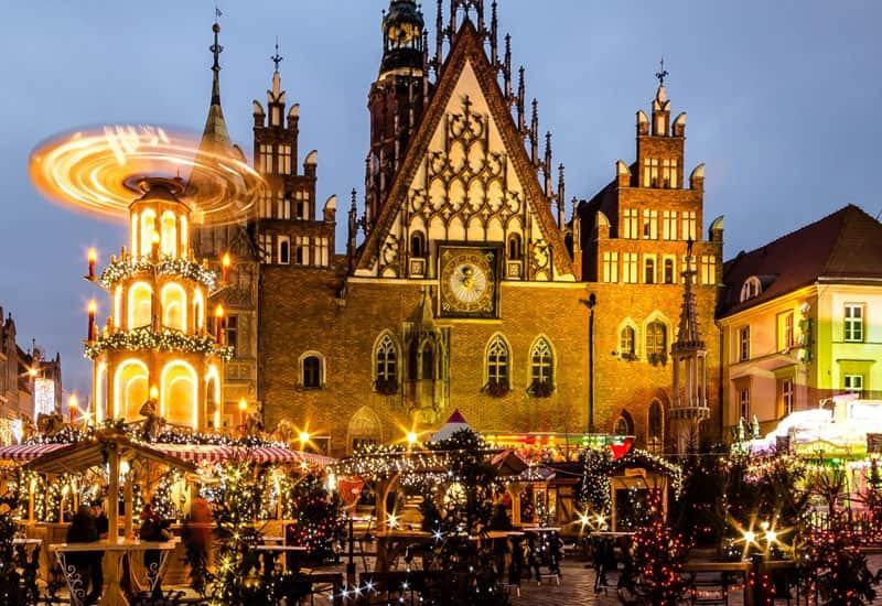 """Рождественская сказка в Праге от 274 руб/4 дня с компанией """"Global Travel"""""""