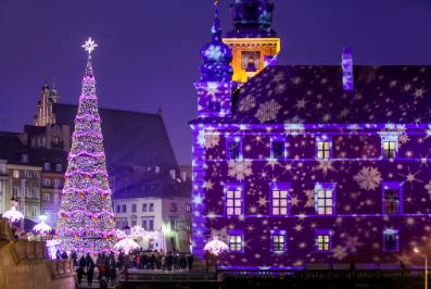 "Новый год в Варшаве от 307 руб/4 дня с компанией ""Global Travel"""