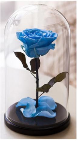 Мишки из роз в подарочной коробке, розы в колбе от 69 руб.