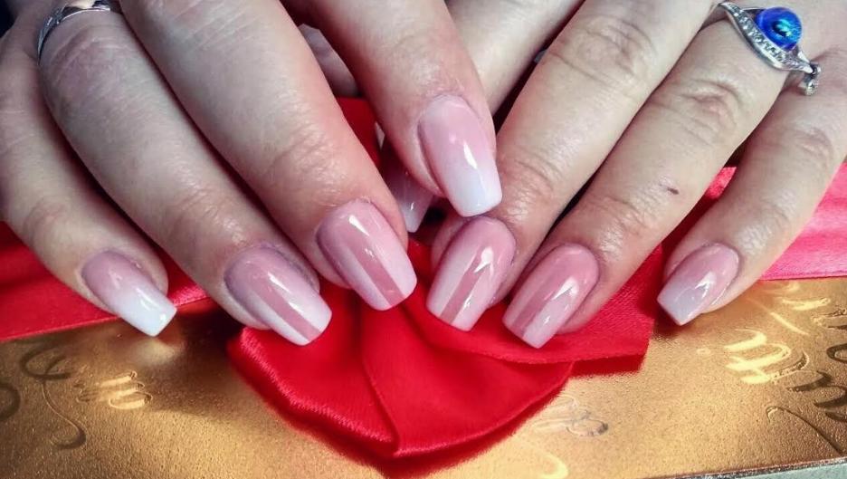 Маникюр/педикюр, долговременное покрытие, наращивание/коррекция ногтей от 7 руб.
