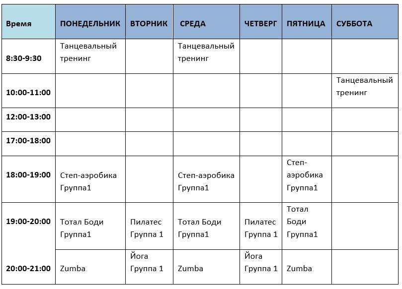 Абонементы на занятия по боксу, TRX, многофункциональному тренингу, Zumba, пилатес, танцевальному тренинг,у йоге от 19 руб.