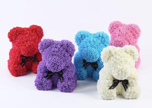 Большие плюшевые медведи всего от 12 руб + подарок!