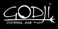 """Ужин для двоих от 17 руб. в коктейльном баре """"Godji"""""""
