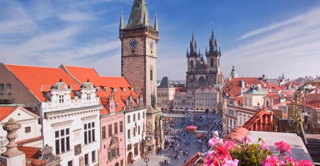 Туры в Амстердам с посещением Варшавы, Праги, Берлина и Магдебурга от 300 руб/5 дней