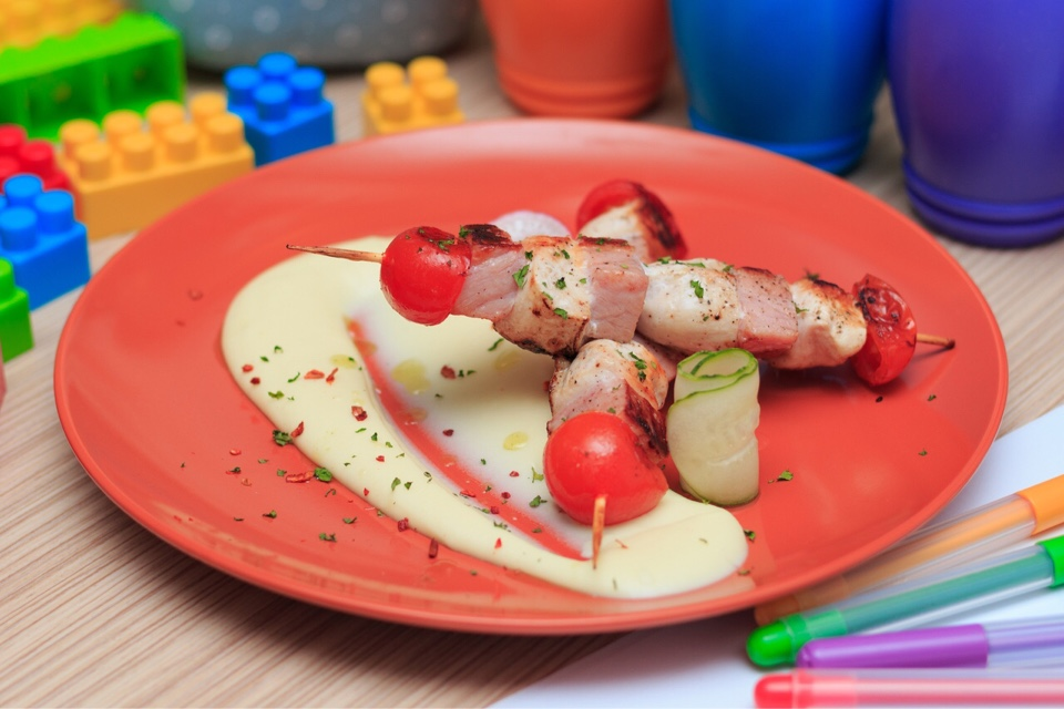 синего стали картинки блюд для меню детям осмотр