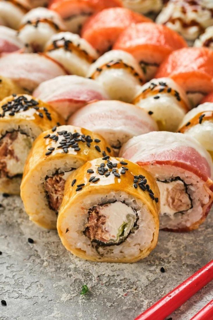 """Суши-сеты от 16,90 руб/до 2330 г от """"More sushi"""""""