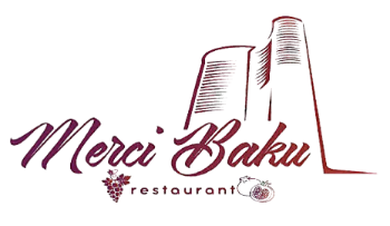"""Ужин для двоих за 29 руб. в ресторане """"Merci Baku"""""""
