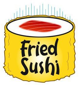 """Горячие суши-сеты с бесплатной доставкой от 10 руб/до 1020 г от """"Fried sushi"""""""