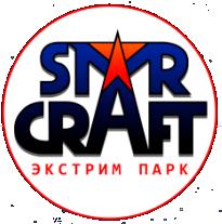 """Веревочный парк + троллей, скалодром, кибертаг, гравитация от 1 руб. в экстрим-парке """"StarCraft"""""""