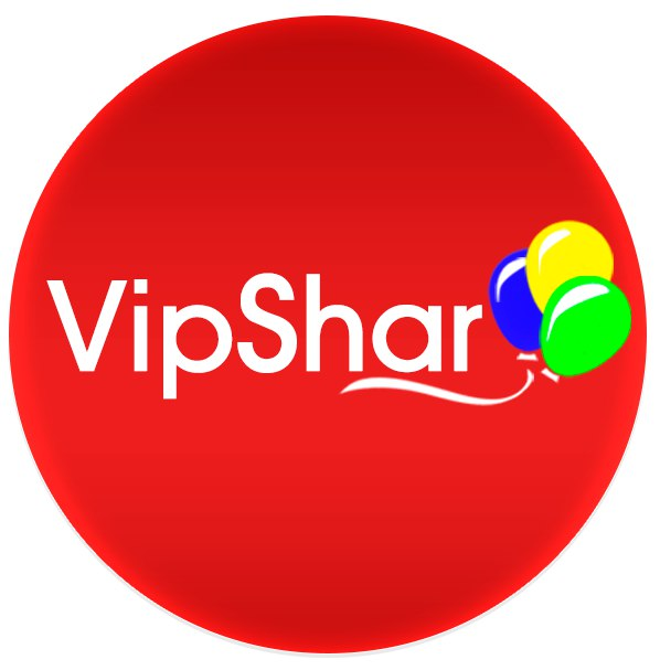 """Воздушные шары от 0,30 руб/шт, гелиевые, латексные, светящиеся, фольгированные шары от """"VipShar"""""""