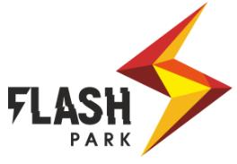 """Прыжки на батуте, индивидуальные тренировки от 4,50 руб. в батутном центре """"Flash Park"""""""