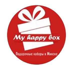 """Дизайнерские подарочные наборы на заказ от 31 руб. в интернет-магазине """"My Happy Box"""""""