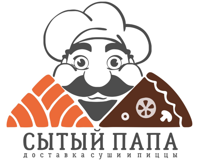 """Аппетитные пиццы от 8,75 руб. от службы доставки еды """"Сытый папа"""""""