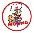 """9 пицц на выбор от 2,70 руб/до 500 г в кафе """"Пицца Марио"""""""