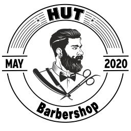 """Мужская стрижка, моделирование бороды от 20 руб, укладка за 1,50 руб. в барбершопе """"Hut"""""""