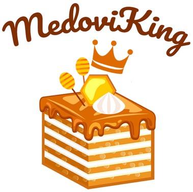 "Торт ""Медовик"" от 15 руб/1 кг, капкейки, имбирные пряники от 1 руб/шт. от ""Medoviking"""