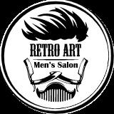 """Мужская стрижка, стрижка бороды от 12 руб, укладка волос за 2 руб. в барбершопе """"Retro Art"""""""