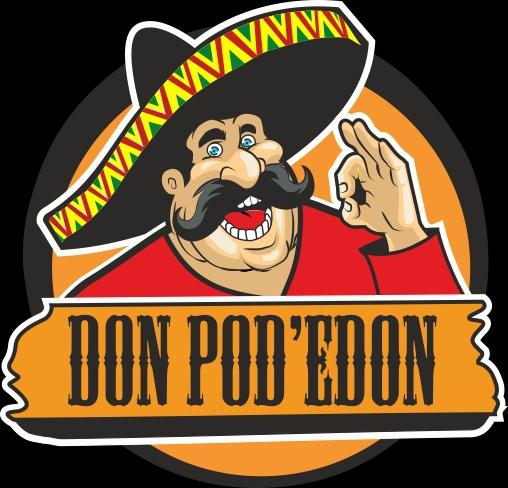 """Пиццы от 10 руб/до 2100 г от доставки еды """"Don Pod`edon"""""""