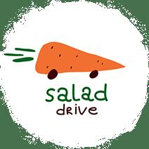"""Торты от 20,63 руб/до 2500 г от """"Salad Drive"""""""