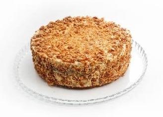 """Торты от 14,40 руб/до 1500 г от кондитерской """"Файны лiс"""""""