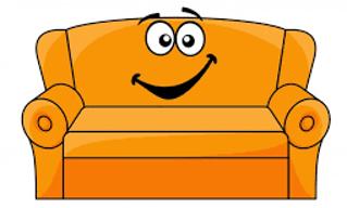 """Химчистка мягкой мебели и ковров от 3 руб. от компании """"Чистый диван"""""""